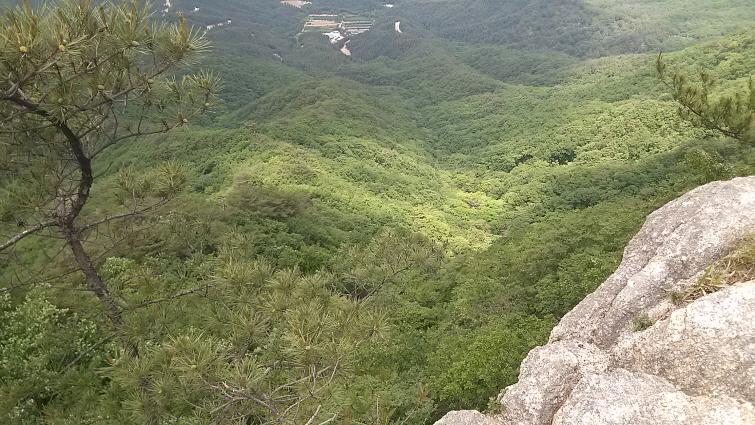 오봉산풍경5 파로호